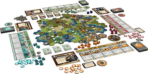Sid Meier's Civilization A New Dawn Card Game Board Game