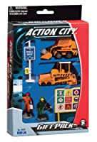 Daron Worldwide Trading RT38813 Construction Vehicle 6 Piece Gift Pack