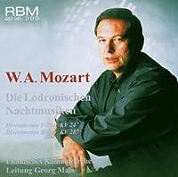 Mozart: Die Lodronischen