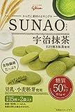 江崎グリコ [糖質50% オフ※]SUNAO 宇治抹茶 62g×5個
