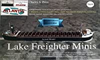 Charles S. Price Great Lakes Freighter Boat Paper Model Atlantis Toy and Hobby [並行輸入品]
