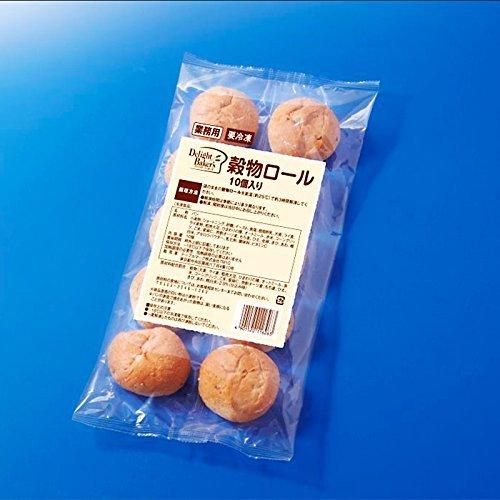 穀物ロール 10個 【冷凍】/テーブルマーク(1袋)