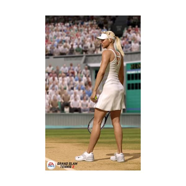 Grand Slam Tennis 2 (輸入...の紹介画像6