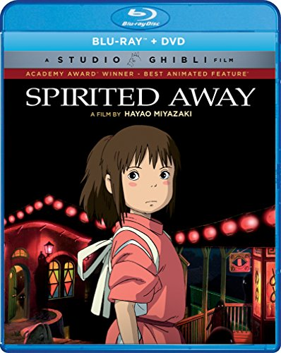 Spirited Away [Blu-ray] [Import]