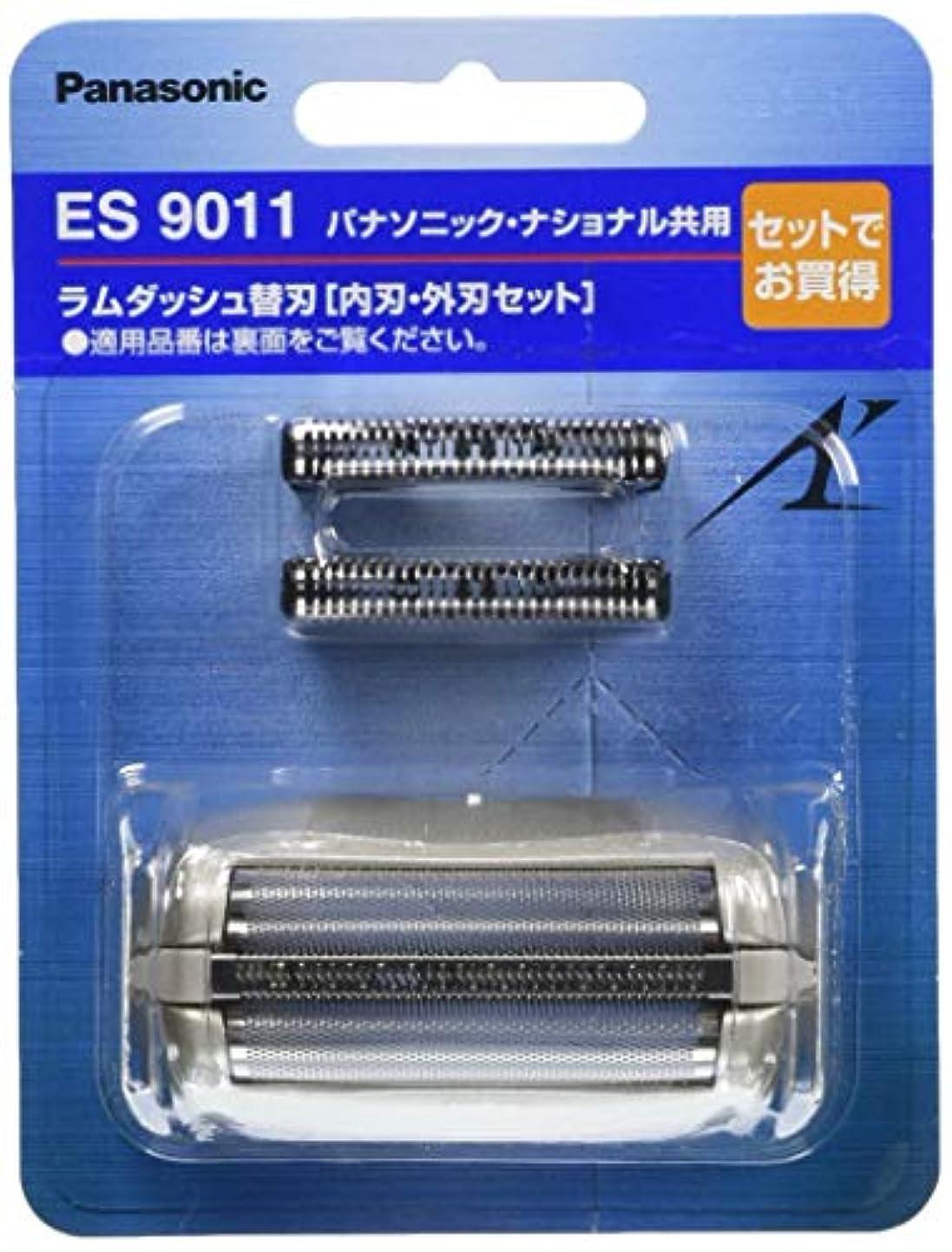履歴書手綱人種パナソニック 替刃 メンズシェーバー用 セット刃 ES9011