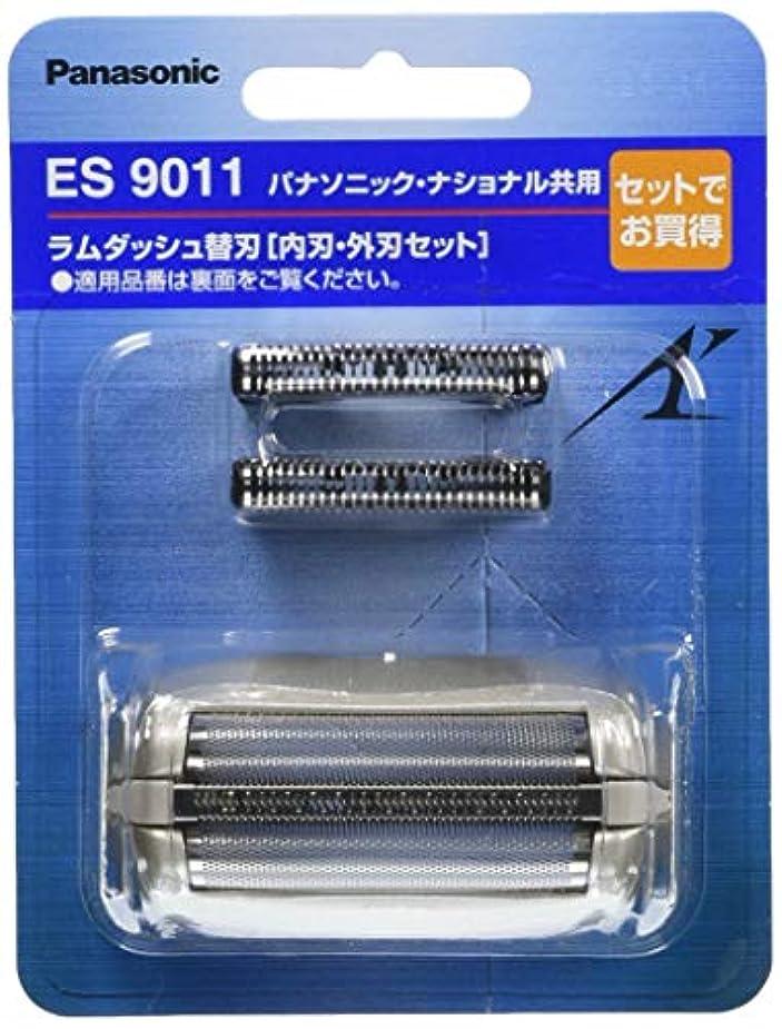 オズワルドパンサー階下Panasonic ラムダッシュ セット替刃 ES9011
