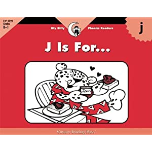 J, Is Forà (Itty-Bitty Phonics Readers)