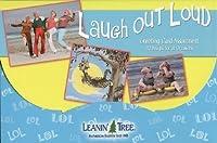 Laugh Out Loud [ ast90722]ユーモラスなグリーティングカード詰め合わせLeanin 'ツリー–20カードwithフルカラー22設計、Interiors封筒