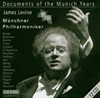 Documents of the Munich Years by James Levine (2013-08-05)