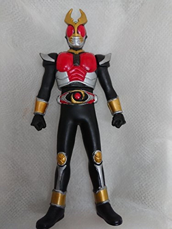 仮面ライダー ソフビ 仮面ライダーアギト フレイムフォーム 2001 約13cm