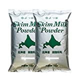 よつ葉 北海道脱脂粉乳 スキムミルク 2kg