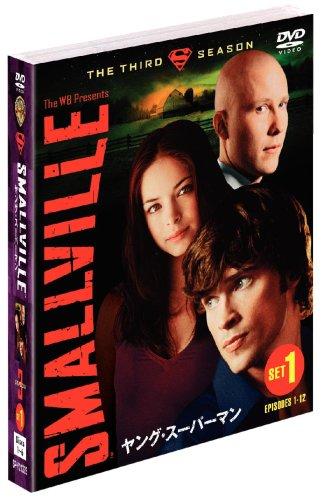 SMALLVILLE/ヤング・スーパーマン 3rdシーズン 前半セット (1~12話・6枚組) [DVD]の詳細を見る