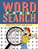 Word Search for Kids age 9-12 jumbo funny puzzle book: Word Find Puzzles with Fun themes Fruits, Sports, School, Travel game (Word Search Puzzle Activities for kids)