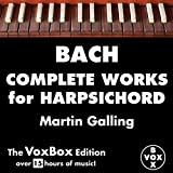 Bach: Complete Works for Harpsichord