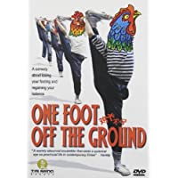 One Foot Off the Ground by Wang Hong Wei