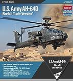 アカデミー 1/72 AH-64D アパッチ ブロック2 後期型 プラモデル 12551