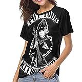 ベビーメタル Baby-metal 野球 Tシャツ 女 半袖 丸首 吸汗速乾 伸縮性 通気性 オシャレ ファッション スポーツ 個性的 スポーツ アウトドア