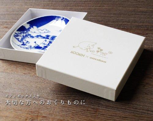 moomin × amabro SOMETSUKE アマブロ ソメツケ [ プレイング ] ムーミン 有田焼 日本製