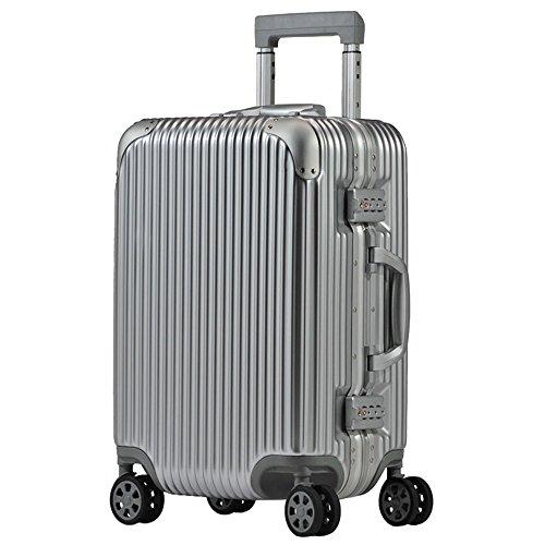 Proevo スーツケース アルミフレーム 機内持込~大型 ...
