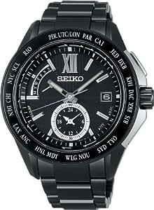 [セイコー]SEIKO 腕時計 BRIGHTZ  ブライツ ソーラー電波修正 スーパークリアコーティング 日常生活用強化防水 (10気圧) SAGA113 メンズ