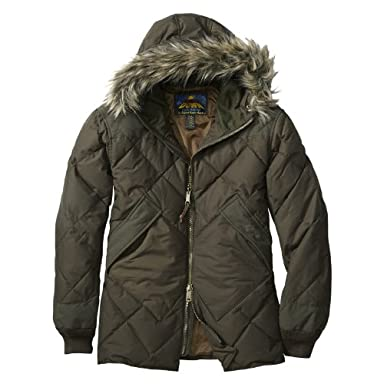 550-fill Geddes Down Parka 019941