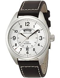 [ハミルトン]HAMILTON 腕時計 正規保証 Khaki Field Day Date(カーキ フィールド デイデイト) H70505753 メンズ 【正規輸入品】