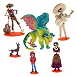 ディズニー リメンバー・ミー フィギュアセット Disney Pixar Coco Figurine Play Set 【並行輸入品】