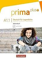 Prima plus: Arbeitsbuch A1.1 mit CD-Rom