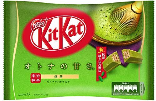 ミニ オトナの甘さ 抹茶 13枚