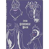 サンスター文具 ディズニー 手帳 2018年 ウィークリー B6 2017年10月始まり ヴィランズ&プリンセス S2939940