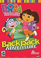 DORA THE EXPLORER BACKPACK ADVENTURE [並行輸入品]
