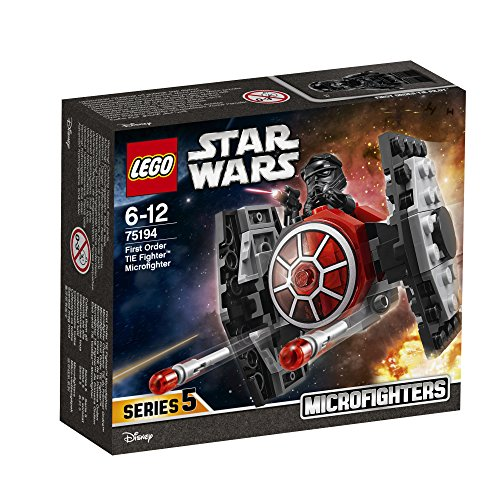 [해외]레고 (LEGO) 스타 워즈 첫 주문 TIE 파이터 ™ 마이크로 파이터 75194/Lego (LEGO) Star Wars First Order TIE Fighter ™ Microfighter 75194