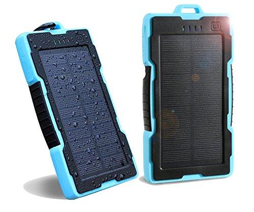 NexGadget ソーラーチャージャー モバイルバッテリー