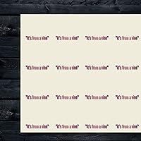 Vine ワインクラフトステッカー 44枚セット 1.5インチ スクラップブック パーティー シール DIYプロジェクト アイテム1386149