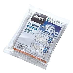 ロゴス(LOGOS) 保冷剤 氷点下パック GTマイナス16度 ソフト 550 アウトドア・お弁当に