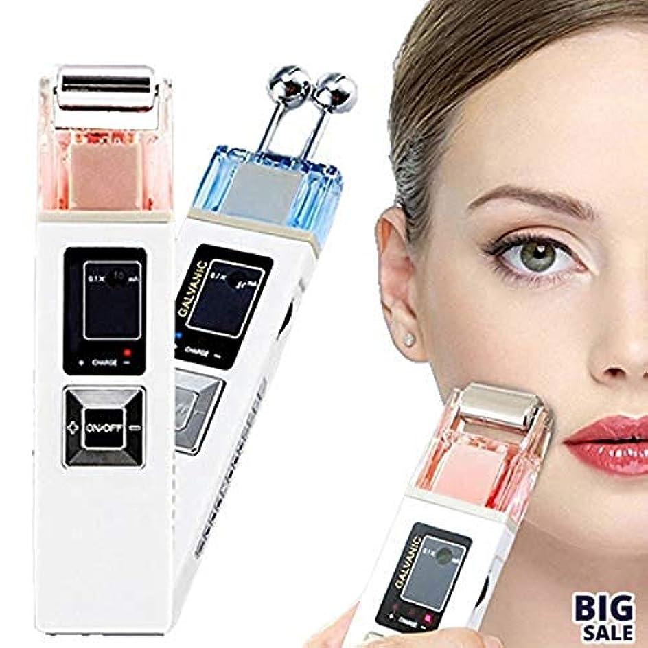 ネイティブ呼吸一貫性のないNICEE5 1つの美顔装置に付き、無線周波持ち上がるEMS LCDライトガルバニックイオン療法は若返り、滑らかな良いラインスキンケアのきつく締まりますNICEY