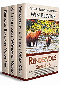 Rendezvous Series: Books 4 - 6 by [Blevins, Win]