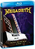 Megadeth Rust in Peace Live [Blu-ray] [Import]
