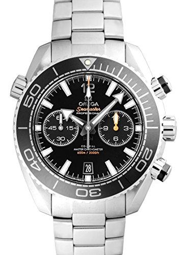 [オメガ] OMEGA 腕時計 シーマスター プラネットオーシャン クロノグラフ マスタークロノメーター 215.30.46.51.01.001 メンズ 新品 [並行輸入品]