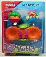 Playskool Weebles See Saw Fun