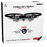 Force1 UDI U818A Camera Drone for Kids - HD Drone with Camera for Beginners - 720p RC Camera Drones w/360° Flips & Extra Battery (Certified Refurbished)