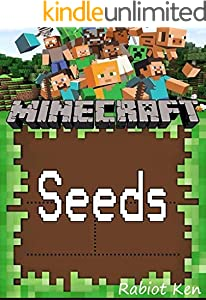Minecraft Full Seeds - Bedrock, Village, Coral reef seeds - The best guide Minecraft books (English Edition)