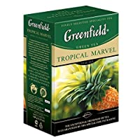 Greenfield Tea Tropical Marvel Loose Leaf, 100GR by Greenfield