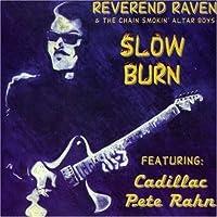 Slow Burn by Reverend Raven (2004-08-10)