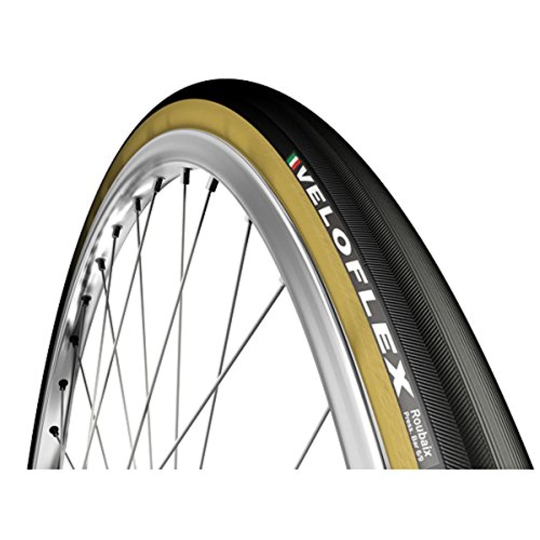 Veloflex Roubaix Boyau Noir/Beige 700 x 25C