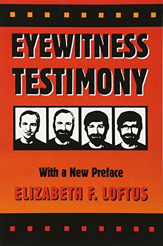 Download Eyewitness Testimony: With a New Preface 0674287770