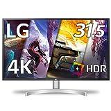 「【Amazon.co.jp 限定】LG モニター ディスプレイ 32UL500-W 31.5インチ/4K/HDR/VA非光沢/HDMI×2、DP/FreeSync対応/スピーカー搭載/フリッカーセーフ...」のサムネイル画像