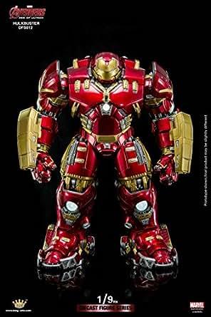 アベンジャーズ エイジ・オブ・ウルトロン 1/9 ダイキャストフィギュア アイアンマン マーク44 ハルクバスター