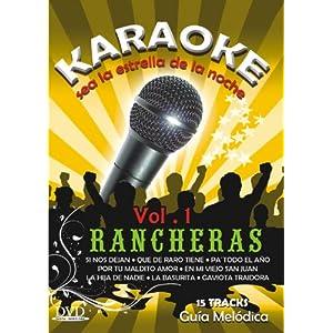 Rancheras 1 [DVD] [Import]