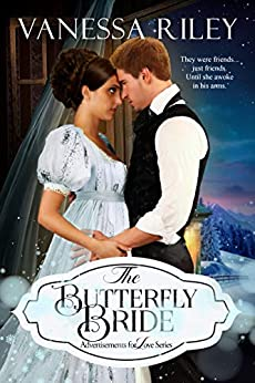 The Butterfly Bride (Advertisements for Love Book 3) by [Riley, Vanessa]